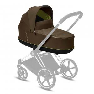 Cybex - 520000735 - Nacelle de luxe PRIAM Khaki Green - khaki brown (419470)
