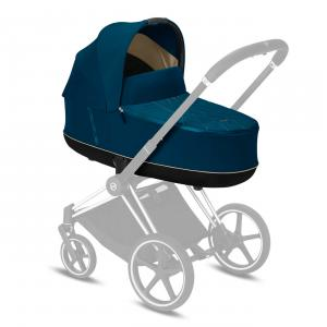 Cybex - 520000733 - Nacelle de luxe PRIAM Mountain Blue - turquoise (419472)