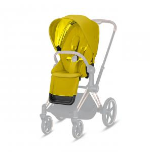 Cybex - 520000681 - Pack siège PRIAM Mustard Yellow - yellow (419482)