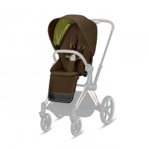 Cybex - 520000679 - Pack siège PRIAM Khaki Green - khaki brown (419484)
