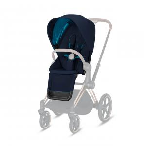 Cybex - 520000675 - Pack siège PRIAM Nautical Blue - navy blue (419488)