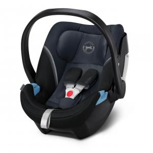 Cybex - 520000175 - Siège-auto bébé ATON 5 Granite Black - black (419494)