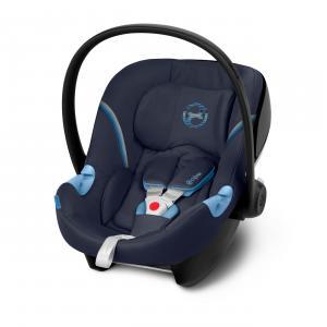 Cybex - 520000243 - Siège-auto bébé Cybex ATON M Navy Blue - navy blue (419500)