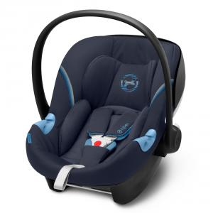 Cybex - 520000339 - Siège-auto naissance ATON M I-SIZE Navy Blue - navy blue (419516)
