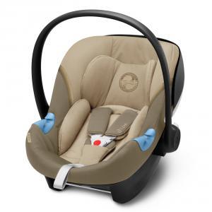 Cybex - 520002501 - Siège-auto bébé ATON M I-SIZE Classic Beige - mid beige (419530)