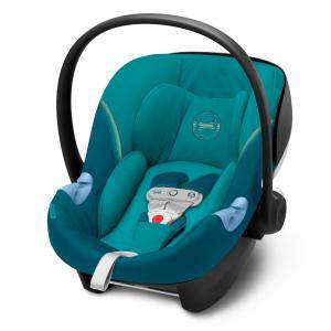 Cybex - 520000373 - Siège-auto bébé Cybex ATON M I-SIZE incl. SENSORSAFE River Blue - turquoise (419534)