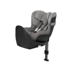 Cybex - 520000509 - Siège-auto SIRONA S I-SIZE Soho Grey - mid grey (419636)