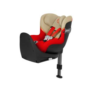 Cybex - 520000539 - Siège-auto Siège-auto groupe 0+/1 SIRONA S I-SIZE incl. SENSORSAFE Autumn Gold - burnt red (419650)