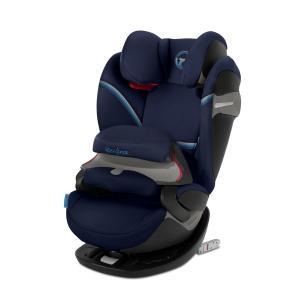 Cybex - 520000547 - Siège-auto PALLAS S-FIX Navy Blue - navy blue (419660)