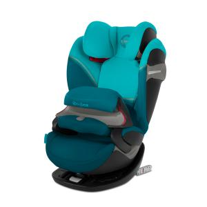 Cybex - 520000549 - Siège-auto junior PALLAS S-FIX River Blue - turquoise (419662)