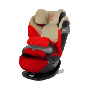 Cybex - 520000555 - Siège-auto groupe 1/2/3 PALLAS S-FIX Autumn Gold - burnt red (419666)