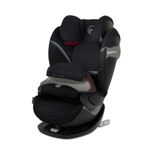 Cybex - 520000561 - Siège-auto groupe 1/2/3 PALLAS S-FIX Deep Black - black (419672)