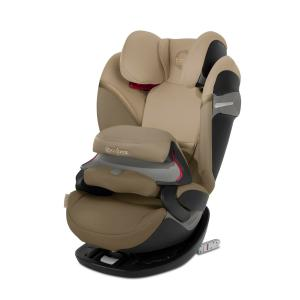 Cybex - 520002527 - Siège-auto junior PALLAS S-FIX Classic Beige - mid beige (419674)