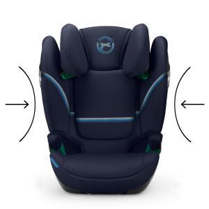 Cybex - 520002411 - Siège-auto enfant SOLUTION S I-FIX River Blue - turquoise (419694)