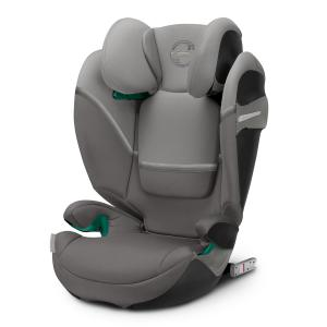 Cybex - 520002419 - Siège-auto enfant SOLUTION S I-FIX Soho Grey - mid grey (419700)