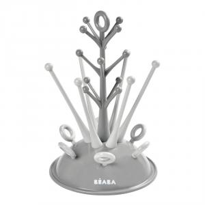 Beaba - 911671 - Egoutte-biberons arbre Gris (419738)