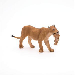 Papo - 50043 - Figurine Lionne avec lionceau (4283)