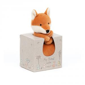 Jellycat - MYF4FS - My Friend Fox Soother - 22 cm (420194)