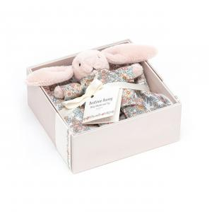 Jellycat - BTBB2SET - Bedtime Blossom Bunny Gift Set - 18 cm (420202)