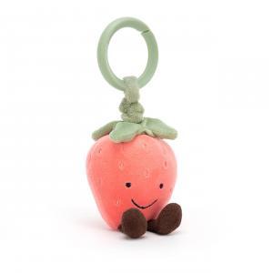 Jellycat - AJ4S - Amuseable Strawberry Jitter - 13 cm (420236)