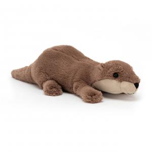 Jellycat - LOL6O - Lollybob Otter - 8  cm (420330)