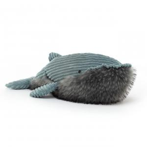 Jellycat - WLY2W - Wiley Whale - 50 cm (420334)