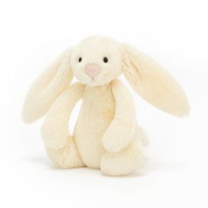 Jellycat - BASS6PRI - Bashful Buttermilk Bunny Small - 18 cm (420388)