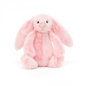 Jellycat - BASS6PEO - Bashful Peony Bunny Small - L = 8 cm x l = 9 cm x H =18 cm (420392)