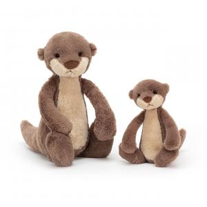Jellycat - BASS6OT - Bashful Otter Small - 18 cm (420412)