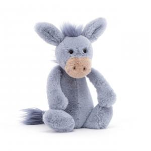 Jellycat - BASS6DUS - Bashful Donkey Small - 18 cm (420424)