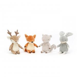 Jellycat - MK6S - Minikin Squirrel - 15 cm (420456)