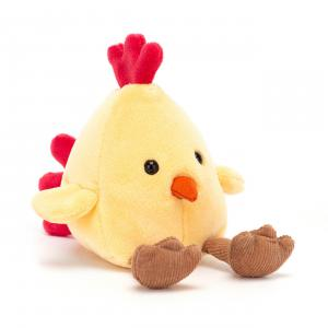Jellycat - AC6Y - Amuseable Chick Yellow - 11 cm (420490)