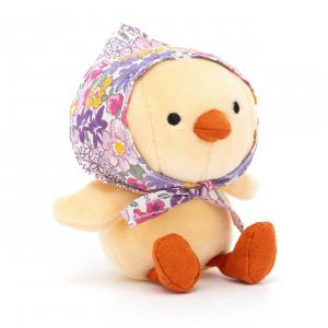 Jellycat - BET6YC - Betty Bonnet Yellow Chick - 11 cm (420496)