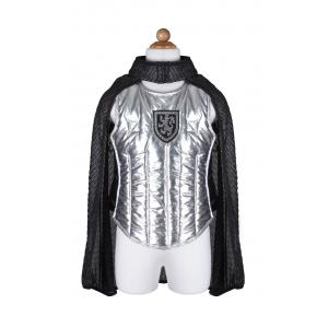 Great Pretenders - 70557 - Set de chevalier (tunique, cape et coiffe), taille EU 104-116 - 4-6 ans *Edition limitée* (421316)
