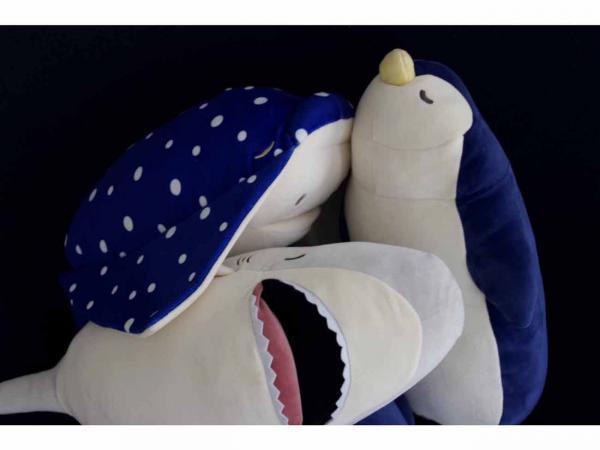 Eskimo - le pingouin - taille l - 47 cm