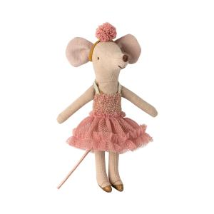 Maileg - 16-0604-02 - Dance clothes for mouse - Mira Belle  - à partir de 36 mois (421602)