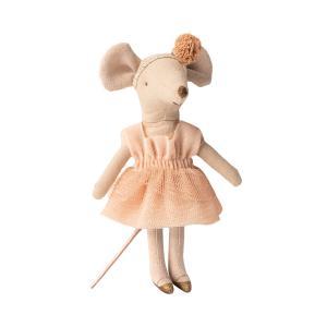 Maileg - 16-0602-00 - Souris dansante, Grande Sœur - Giselle -  13 cm  (421612)