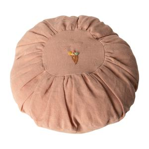 Maileg - 19-9528-00 - Cushion, Round - Rose - Taille 25 cm (421836)