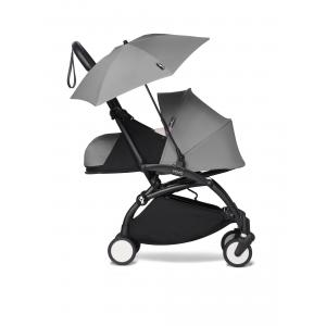 Babyzen - BU367 - YOYO2 Babyzen poussette légère avec son ombrelle gris noir 0+ (421862)