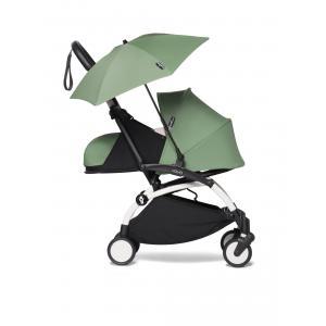 Babyzen - BU360 - YOYO 2 poussette à 0 mois et son ombrelle peppermint blanc 0+ (421880)