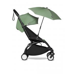Babyzen - BU387 - Poussette maniable et compacte avec ombrelle peppermint noir 6+ (421896)