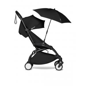 Babyzen - BU386 - Poussette YOYO² 6+ ombrelle Noir - cadre noir (421898)