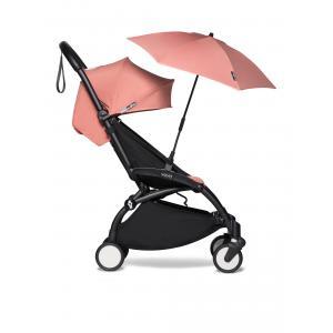 Babyzen - BU384 - Poussette YOYO² 6+ ombrelle Ginger - cadre noir (421902)