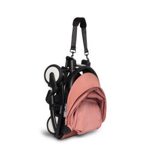 Babyzen - BU384 - Poussette YOYO2 pratique pour voyage et ombrelle ginger noir 6+ (421902)
