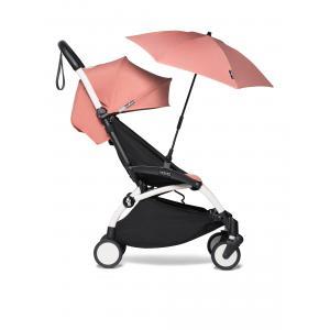Babyzen - BU375 - YOYO2 poussette Babyzen transportable avec son ombrelle ginger blanc 6+ (421926)