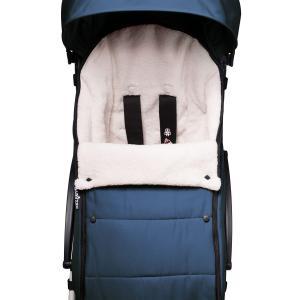 Babyzen - BU428 - Poussette compacte et légère YOYO 2 Babyzen et chancelière bleu Air France blanc 0+ 6+ (422036)