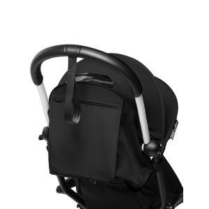 Babyzen - BU395 - Poussette avec ombrelle YOYO 2 Babyzen noir blanc 0+ 6+ (422102)