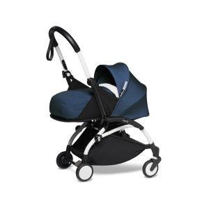 Babyzen - BU392 - Pack YOYO 2 poussette avec ombrelle bleu Air France blanc 0+ 6+ (422108)