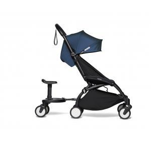 Babyzen - BU491 - Poussette transportable YOYO2 Bleu Air France et planche à roulettes noir 6+ (422166)