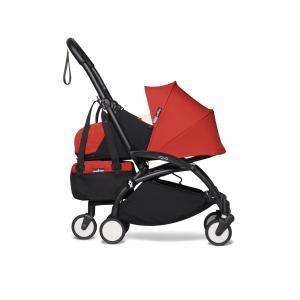 Babyzen - BU532 - Poussette YOYO² 0+ YOYO bag Rouge - cadre noir (422248)